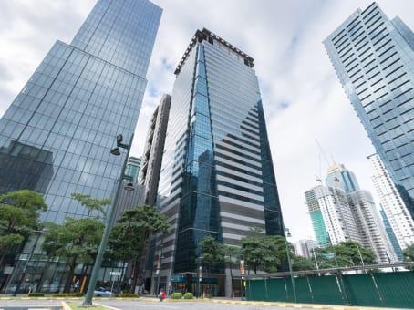 建筑位于Taguig32nd Street / 9th Avenue, Units 1, 2 and 4, 35th Floor and 36th Floor Penthouse, Eco Tower, Bonifacio Global City 1