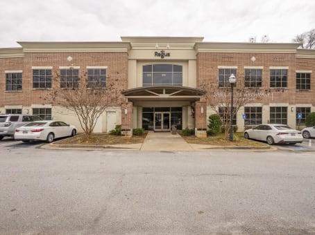 建筑位于Fayetteville320 W. Lanier Avenue, Suite 200 1