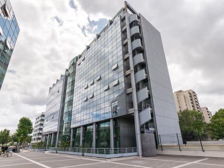 建筑位于Pantin41 Rue Delizy, Immeuble Les Diamants, Bâtiment B 1