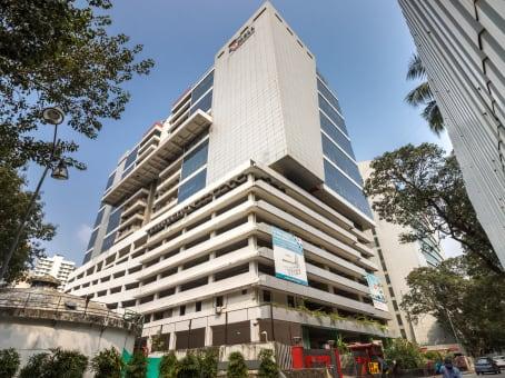 建筑位于MumbaiWestern Express Highway, R Tech Park, 13th Floor, Goregaon (East) 1