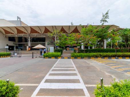 建筑位于BangaloreGround Floor, Beech, E-1 Manyata Embassy Business Park, Outer Ring Road, Nagawara, Karnataka 1