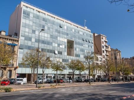 建筑位于Marseille165 avenue du Prado 1