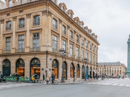 建筑位于Paris7 Rue de la Paix 1