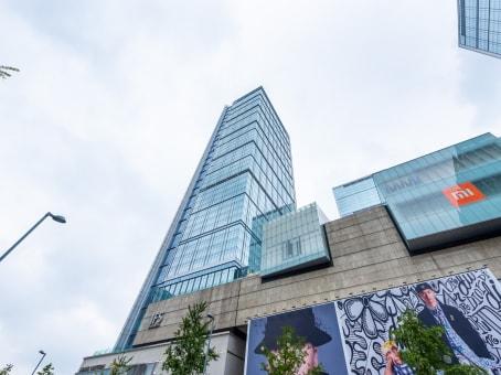 建筑位于成都市红星路三段1号, 国际金融中心1号楼25层, 锦江区 1