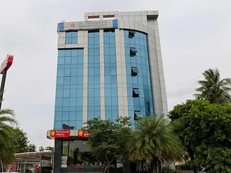 建筑位于CoimbatoreAvinashi Road, Door No.1045, 3rd Floor, Srivari Shrimat 1