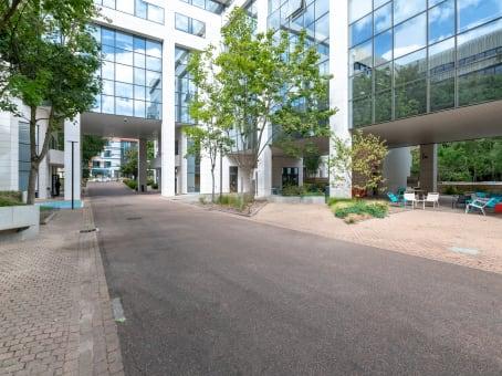 建筑位于Montrouge17 rue de la Vanne 1