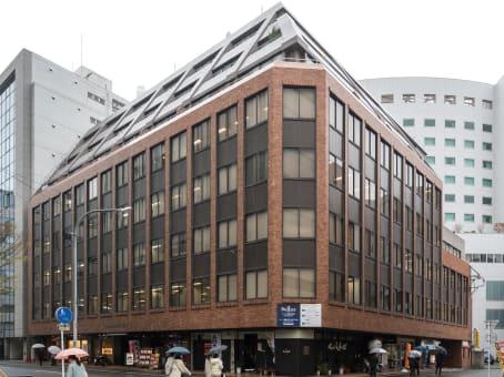 建筑位于Fukuoka2-5-19 Hakataeki Higashi, 5F/6F Sun Life No.3 Bldg, Hakata-ku 1