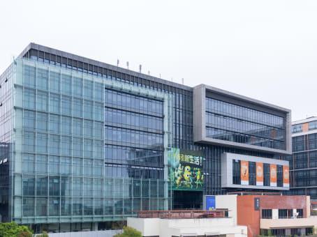 Lokalizacja budynku: ulica 29 Suhong Road, 5/F, East Side, THE HUB Tower 3, Shanghai 1
