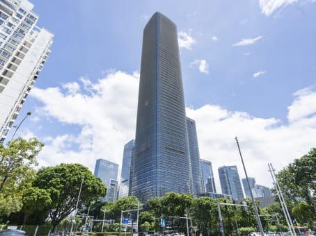 建筑位于深圳市海德一道88号, SCC中洲控股金融中心A座7楼, 南山区 1