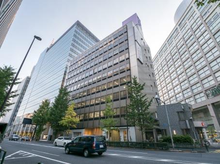 建筑位于Tokyo5-27-3 Sendagaya, 1F & 8F Shinjuku Yamato Building, Shibuyaku 1