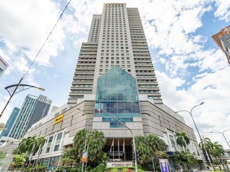 建筑位于Johor Bahru106-108, Jalan Wong Ah Fook, Suite 25.03A, Level 25, Johor Bahru City Square Office Tower 1