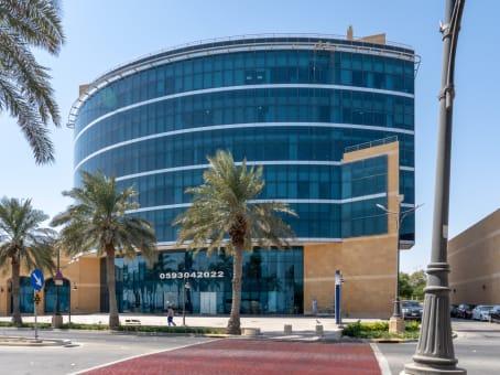 建筑位于JubailChamber of Commerce Building, 2nd Floor, Al Fanatir Square 1