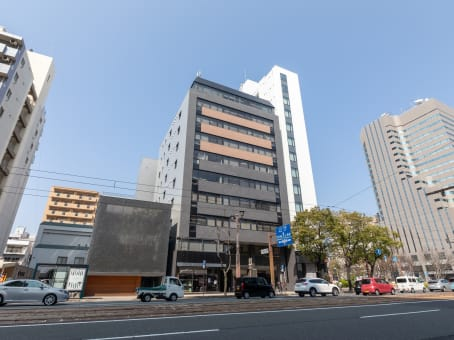 建筑位于Hiroshima3-1-3 Otemachi, 6F IT Otemachi Bldg, Naka-ku 1