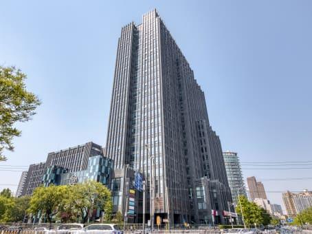 建筑位于北京市东方东路19号, DRC外交办公大楼D1座17层, 朝阳区 1