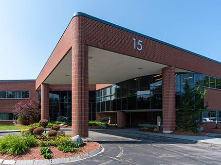 建筑位于Bedford15 Constitution Drive, 1st Floor 1