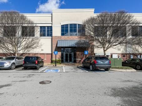 建筑位于Murfreesboro2615 Medical Center Parkway, Suite 1560 1