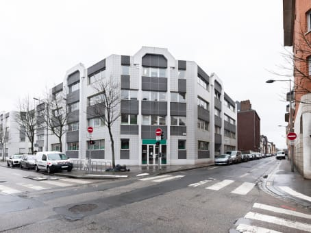建筑位于Rouen72 Rue de Lessard 1