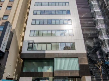 Prédio em 2-25 Kanda Sudacho, 4 F & 5F GYB Akihabara Building, Chiyodaku em Tokyo 1