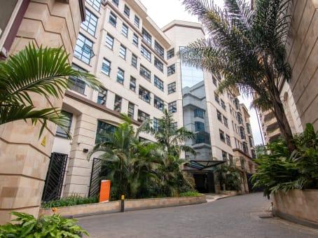 Building at 4th Floor, Cavendish Block, 14 Riverside Business Park, Riverside Drive (off Chiromo Road) in Nairobi 1