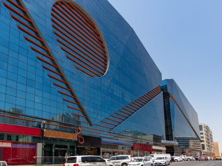 建筑位于DohaAl Muntazah Trading Centre, 5th Floor, Building no. 1, Office no. 8, Hiteen Street, Muntazah 1