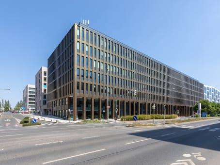 建筑位于PragueRohanské nábřeží 678/23, River Garden, 5th floor, 8 1
