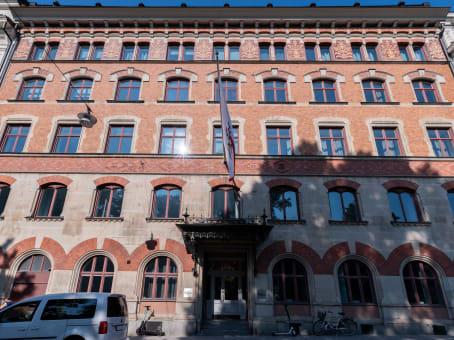 建筑位于StockholmEngelbrektsgatan 9-11 1
