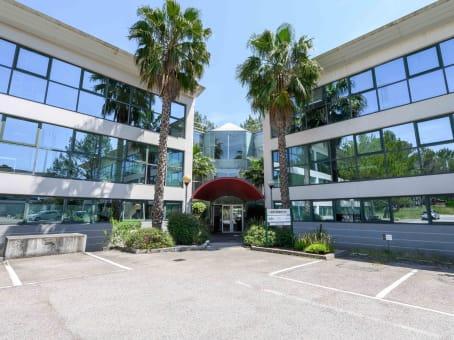 建筑位于MouginsE. Space Park, Bâtiment D, 45 allée des Ormes 1