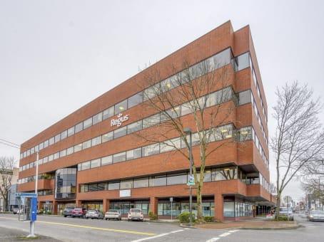 建筑位于Vancouver1220 Main Street, Esther Short, Suite 400 1