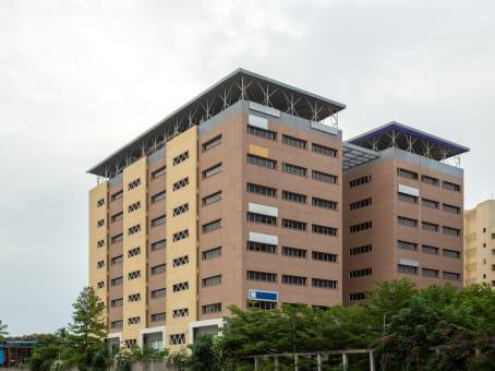 建筑位于ChennaiKRM Plaza, South Tower, 8th Floor, No.2, Harrington Road, Chetpet 1