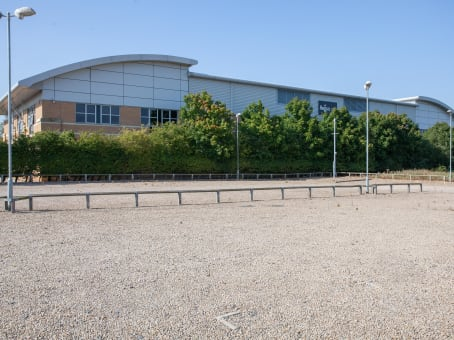 建筑位于Castle DoningtonHerald Way, Pegasus Business Park 1