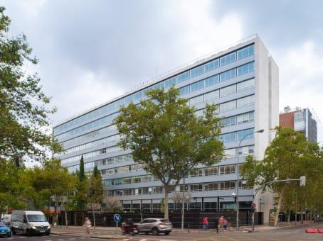 建筑位于MadridRegus Maria de Molina, 8th floor, Maria de Molina 39 1