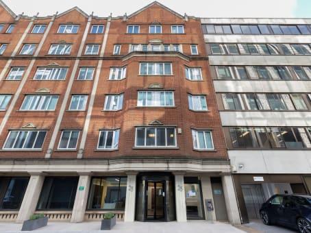 建筑位于London25 North Row 1