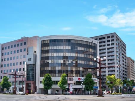 建筑位于Kagoshima11-21 Nishisengoku-cho, 5F & 6F Kagoshima MS Building 1