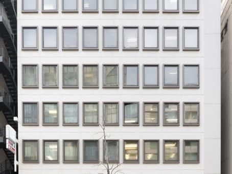 建筑位于Tokyo4-5-20 Kojimachi, 4F & 8F, KS Building, Chiyoda-ku 1