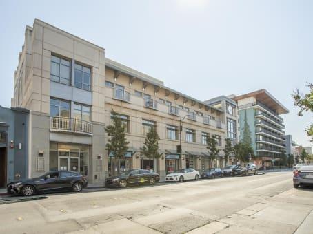 建筑位于Palo Alto228 Hamilton Avenue, 3rd Floor 1