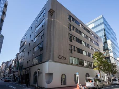 建筑位于Chuo-ku3-4-1 Ginza, 5F Okura Bekkan 1