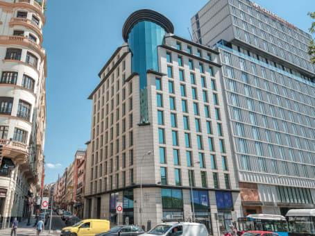 建筑位于Madridc/ Leganitos 47, 7th Floor 1