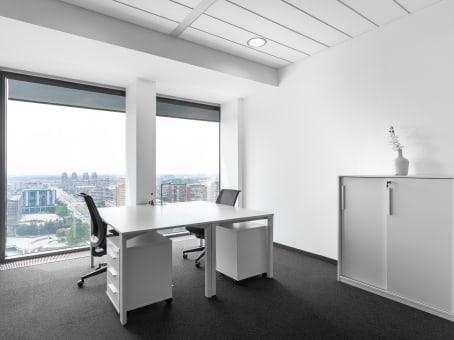建筑位于BelgradeUSCE Business Centre, 19th Floor, 6 Mihaila Pupina Blvd 1