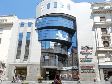 建筑位于Belgrade30 Kneza Mihaila Blvd, 5th Floor 1