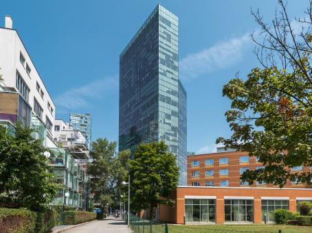 建筑位于ViennaWienerbergstraße 11/12A, Twin Towers 1