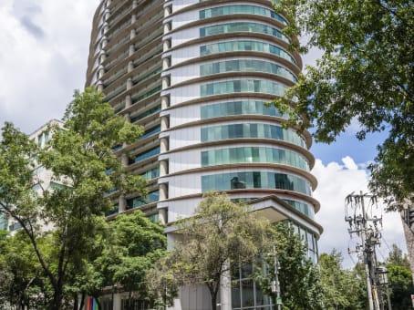 建筑位于Mexico CityAvenida Insurgentes Sur 1898, Piso 10-12, Florida 1