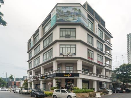 Building at 73-3-1, Ideal@The One, Jalan Mahsuri in Bayan Lepas 1