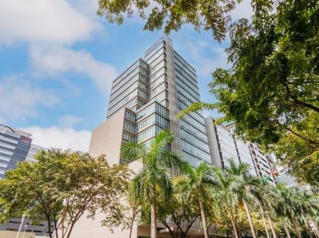 建筑位于Cebu CityJose Maria Del Mar Street / Abad Street, 5th Floor, Park Centrale Building 1