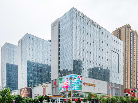 Building at Northwest of Fengchengba Road and Wenjing Road, 14/F, Tower D, NIFC in Xi'an 1