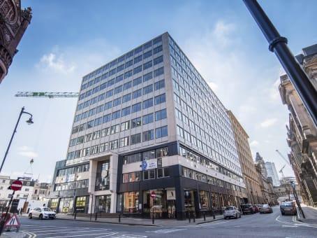 建筑位于Birmingham12-22 Newhall Street, Edmund House 1