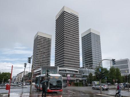 建筑位于HamburgHamburger Str.11, 15th and 16th floor 1