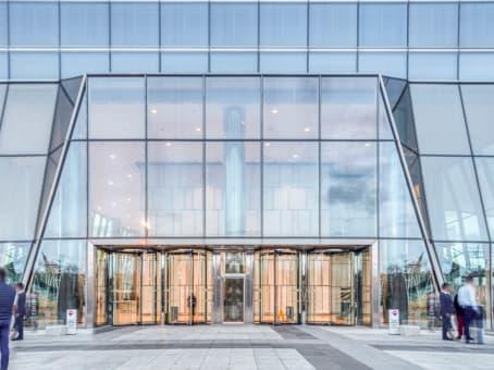 建筑位于MadridFour Tower Business Area, Regus Torre de Cristal, Paseo de la Castellana 259C, 18th Floor 1