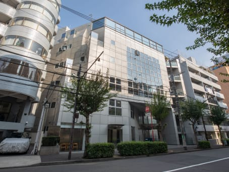 建筑位于Tokyo1-20-6 Ebisuminami, 4F Dai 21 Arai Building, Shibuya-ku 1