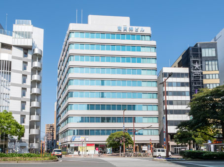 建筑位于Fukuoka3F Minami Tenjin Building, 5-14-12 Watanabedori, Chuo-ku, Fukuoka-shi 1