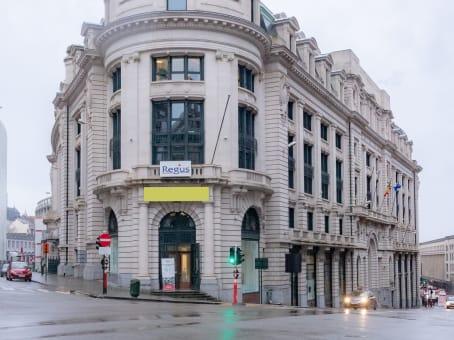 建筑位于BrusselsKoloniënstraat 11 1